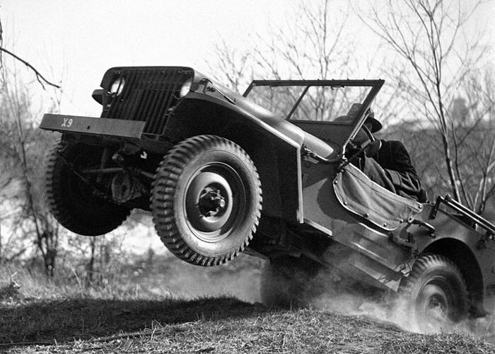 "#MartesDeMachine – Jeep ""get dirty"""
