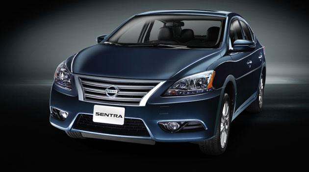 Nissan Sentra integra mejoras al modelo 2014
