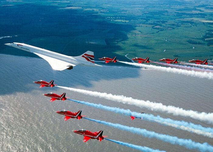 #ViernesDeVelocidad – Concorde