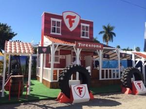 Expo Agro Sinaloa 2014 - Stand Firestone