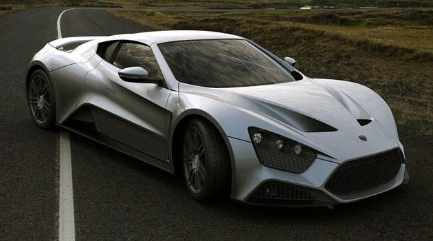 Los autos más potentes del presente