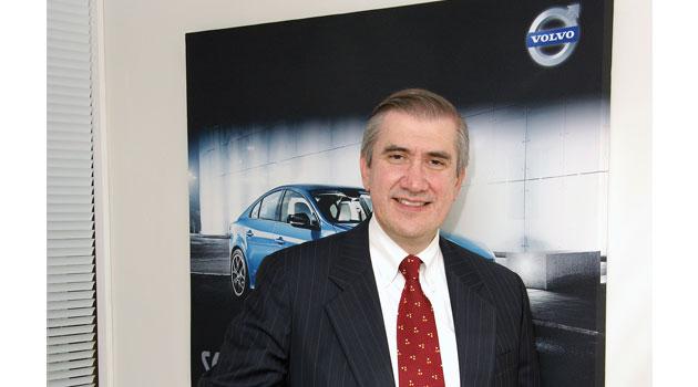 Luis Gerardo Sánchez es nombrado como nuevo Director General de Volvo Auto de México