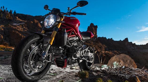 Ducati Monster 1200, poderío con estilo naked