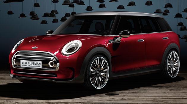 MINI en el 84º Salón Internacional del Automóvil de Ginebra 2014