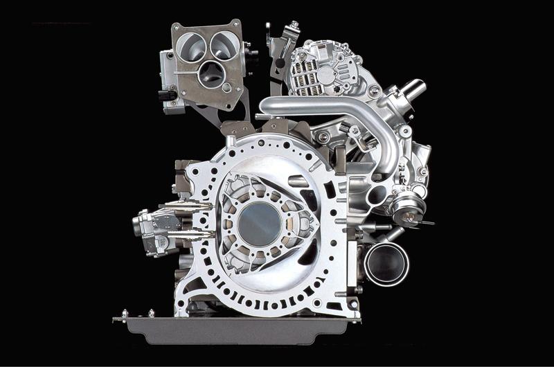 ¿Será que regresa el motor rotativo de Mazda?