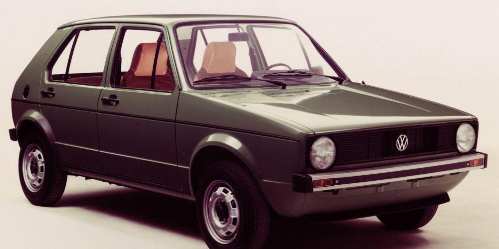 40 aniversario del Golf, Volkswagen rinde homenaje a sus iconos