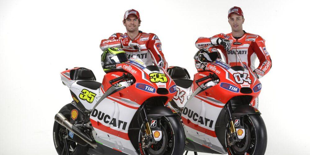 Ducati lista para el MotoGP 2014