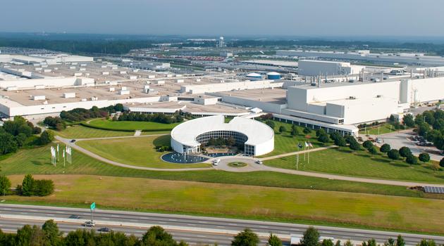 BMW fabricará en Spartanburg un nuevo modelo de la familia X