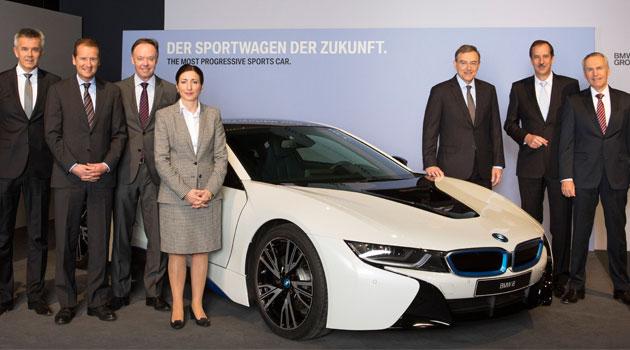 BMW Group mira adelante el 2014 con confianza
