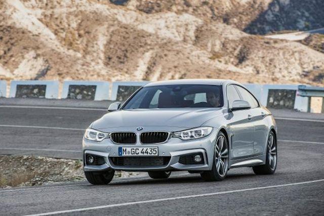 BMW en el 114 º Auto Show Internacional en Nueva York 2014