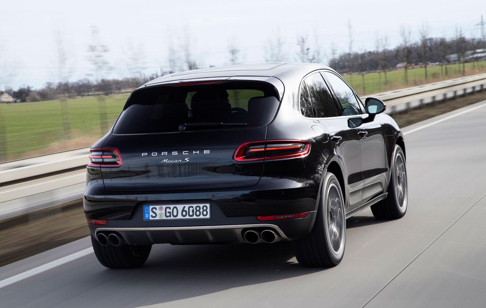 Porsche con año récord: más de 225 mil vehículos en 2015