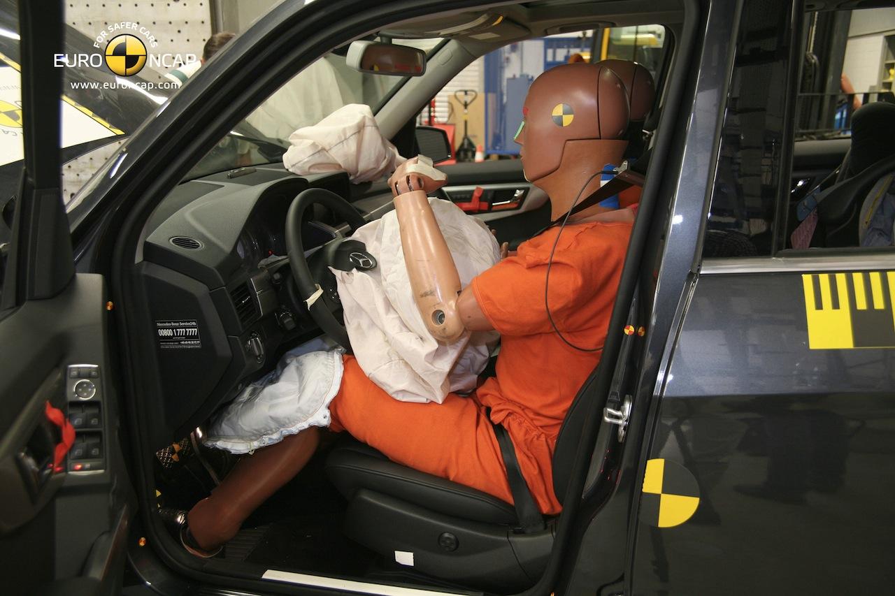 Las pruebas de choque te muestran el nivel de seguridad de tu auto