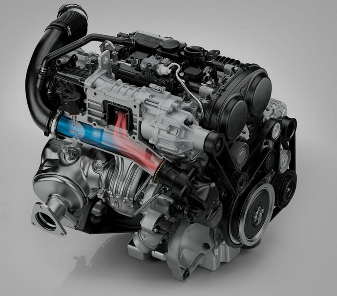 #MiércolesDeMotor – Volvo 2.0 de 450 caballos