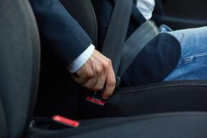 importancia cinturones de seguridad