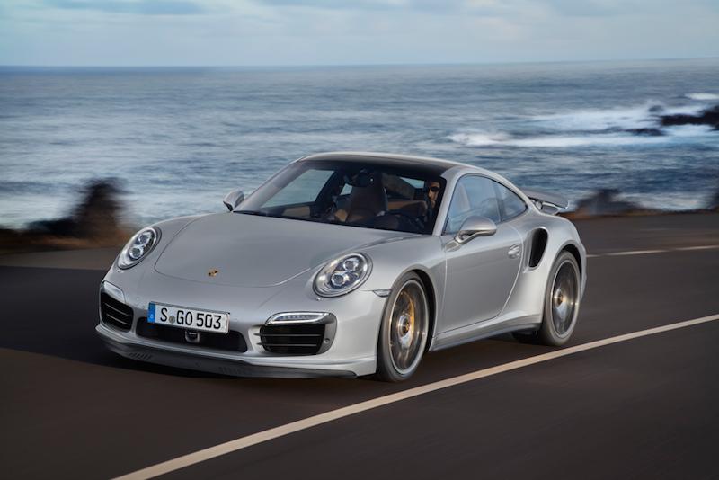 Avistado, el Porsche 911 de nueva generación