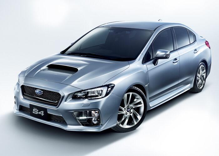 """Subaru lanza totalmente nuevo """"WRX S4"""" en Japón"""