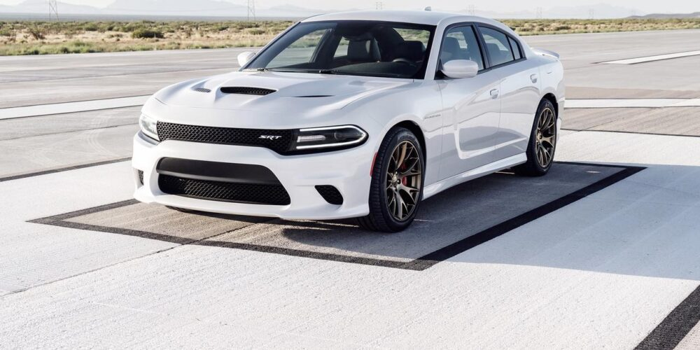 Dodge Charger SRT Hellcat 2015, es el sedán de producción más rápido y poderoso del mundo
