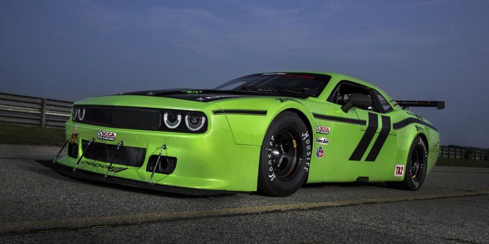 El equipo SRT Motorsports, debutará con el Dodge Challenger SRT® en el Trans Am Series