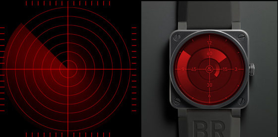 #JuevesDeRelojRacing – BR 03-92 RED RADAR