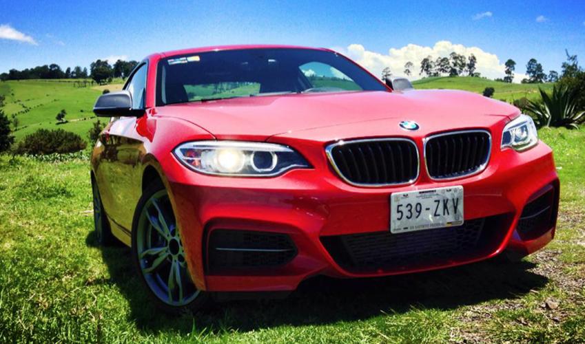 ¡Qué bávaro! BMW M235iA Coupé M Sport Automático 2014