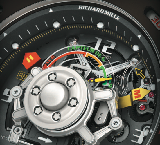 #JuevesDeRelojRacing – Richard Mille 36-01