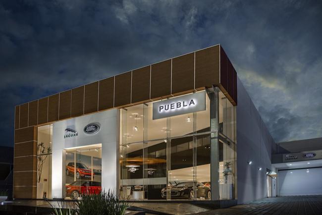 Nueva Distribuidora Jaguar/Land Rover Puebla