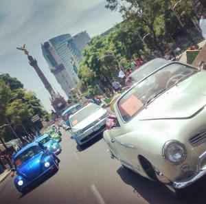 Desfile VW DF 2