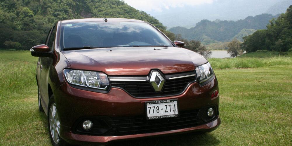 Llega el Renault Logan a México