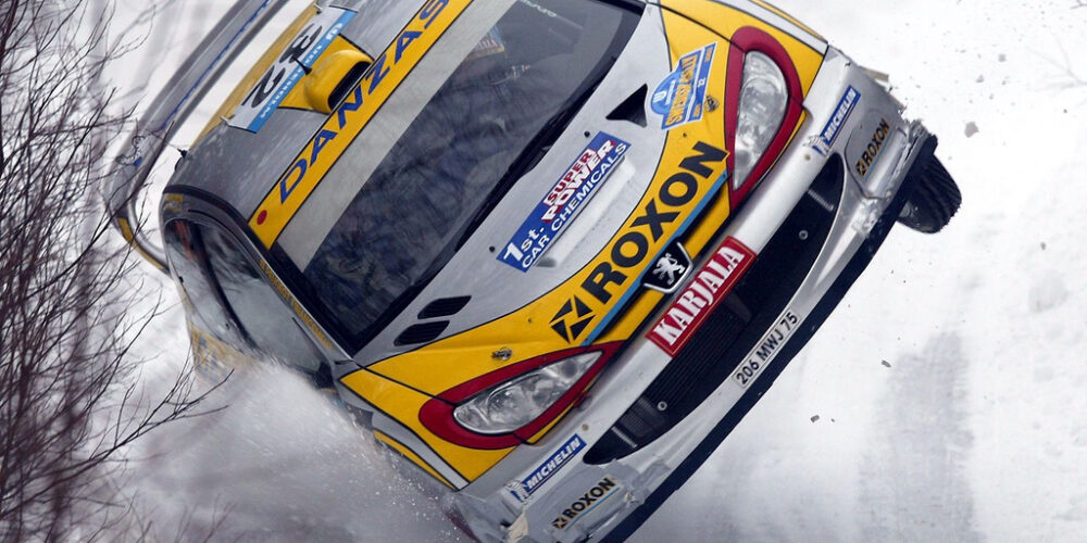 #MartesDeMachine – piloto de rally
