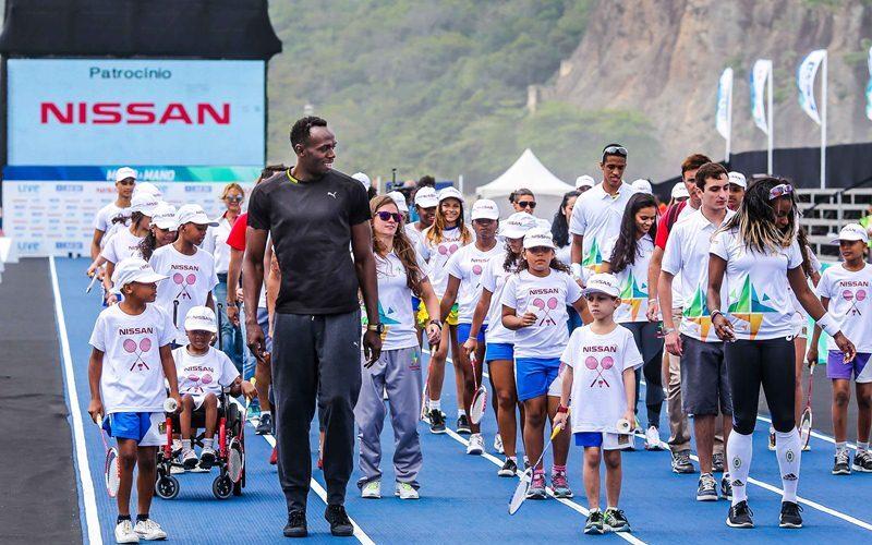 Nissan arranca actividades rumbo a los Juegos Olímpicos de Río 2016