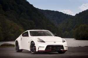 2015 Nissan 370Z NISMO at North Carolina ZDAYZ event