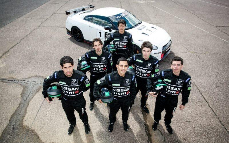 México da una dura batalla en la Final Internacional de Nissan GT Academy