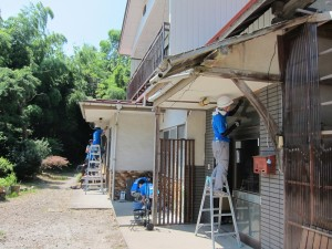 Nissan and Habitat for Humanity filling in the cracks after the Tohoku earthquake