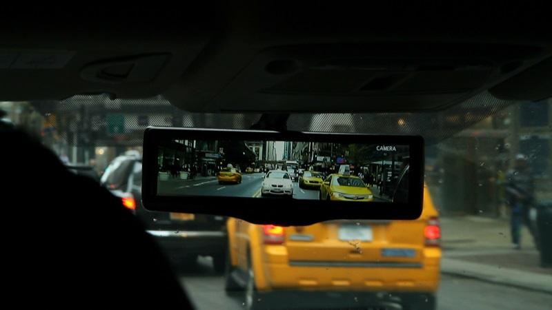 Nissan muestra tecnología e innovación con su Espejo Retrovisor Inteligente