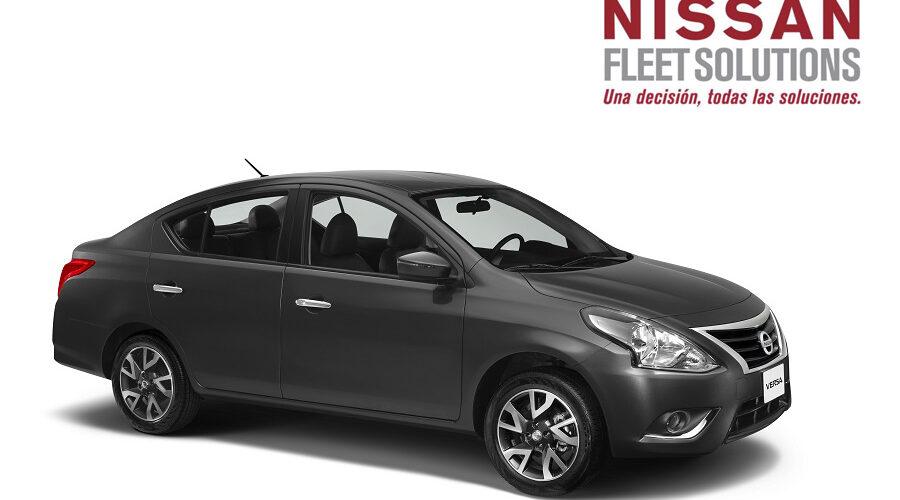 Nissan fortalece su presencia en el segmento de flotillas con el programa Fleet Solutions