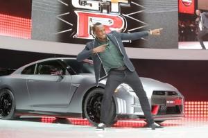 Nissan patrocina o desafio Mano a Mano, com o seu ?diretor global de Excitement?, Usain Bolt, que vai correr em uma pista de atletismo montada na Praia de Copacabana, no Rio