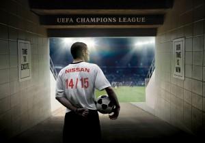 Nissan llega a un acuerdo para el patrocinio global de la UEFA C