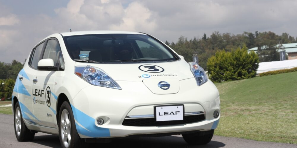 Nissan LEAF lidera las ventas de medio millón de unidades vendidas de vehículos eléctricos en el mundo