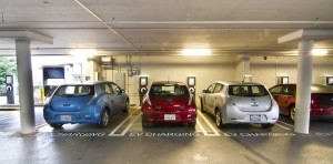 Growing the Grid - Evernote Installs Workplace Charging to Suppo