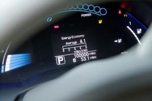 Nissan LEAF Owner Turns 100,000 Gas-Free Commuting Miles