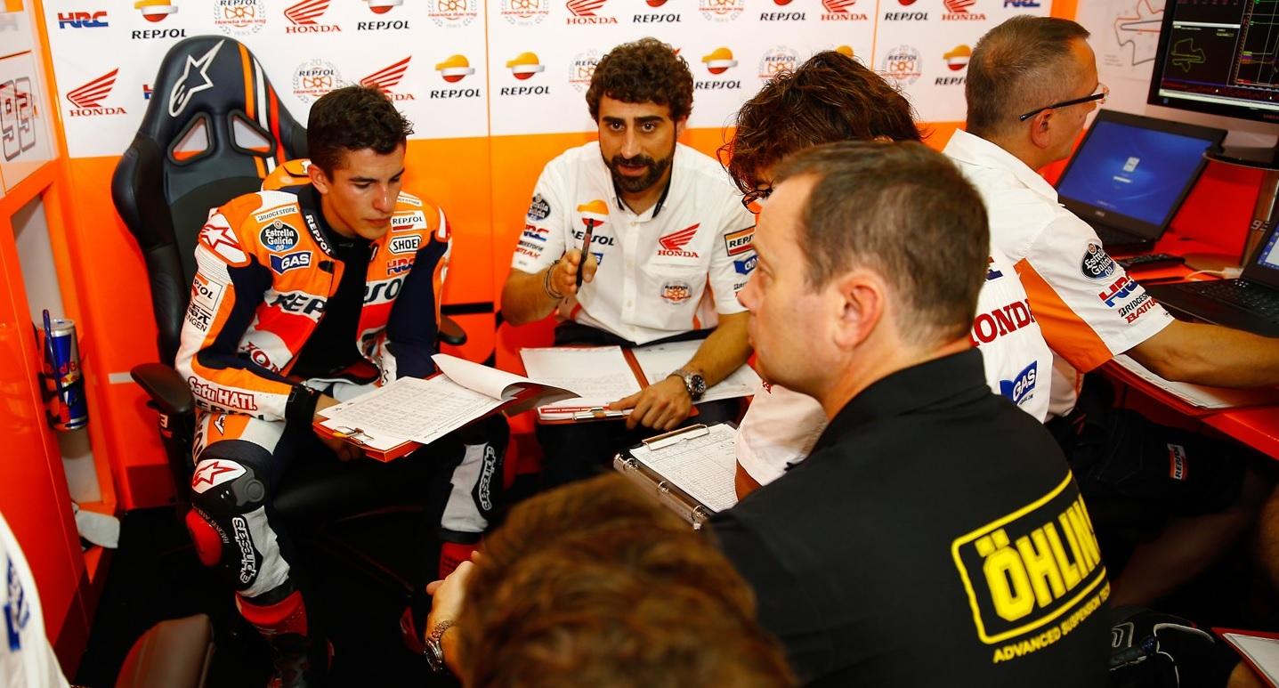 Penúltima cita del año de Moto GP antes de la final en Valencia