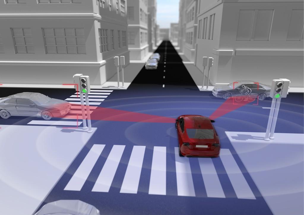 Visión 360°, nueva tecnología de Volvo Cars
