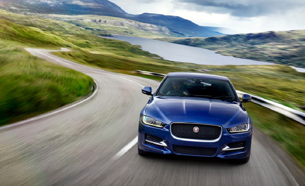 "Jaguar XE: ""Yes, is good to be bad"" / Listo para México"