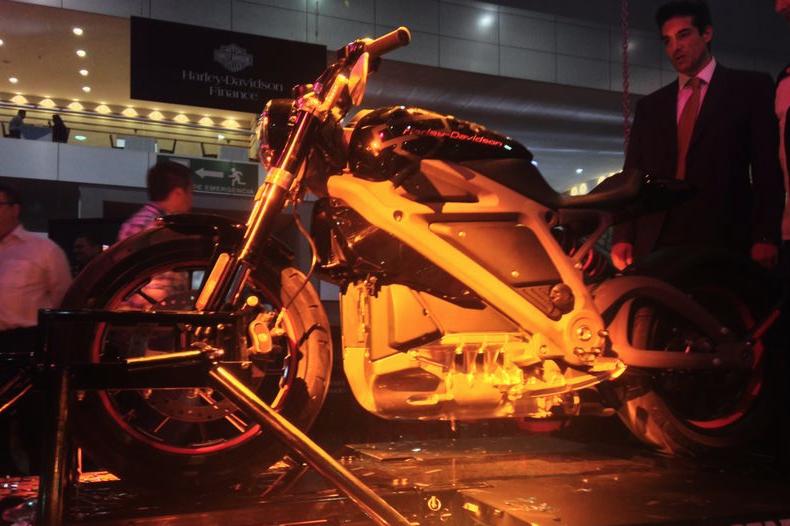Harley-Davidson y su nuevo líder hacen posible la Livewire en el SIMM