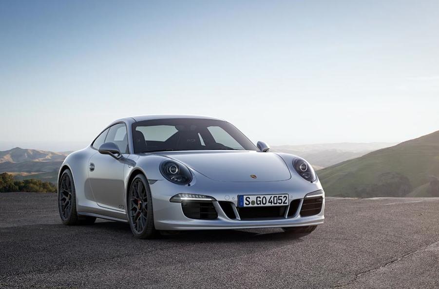 Porsche aumentó ingresos y ganancias en los primeros nueve meses de 2014