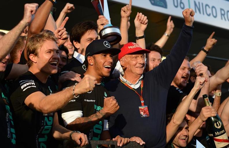 Márquez Campeón en Japón y Mercedes AMG en Rusia…