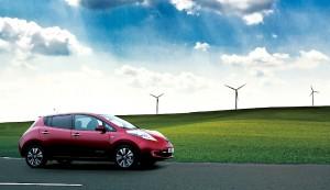 Nissan LEAF é o 100% carro elétrico mais vendido do mundo