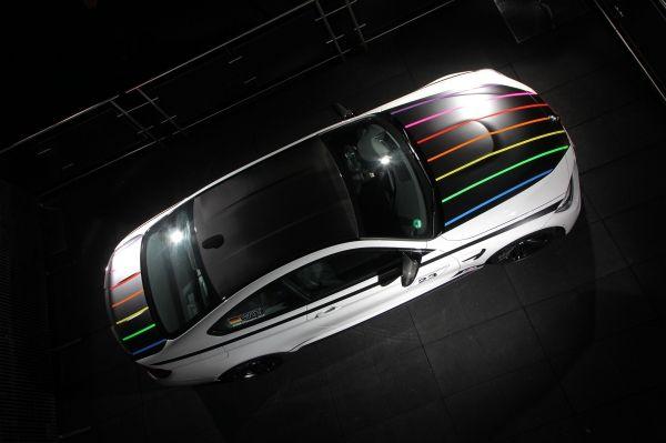 BMW M GmbH presenta su BMW M4 DTM Champion Edition