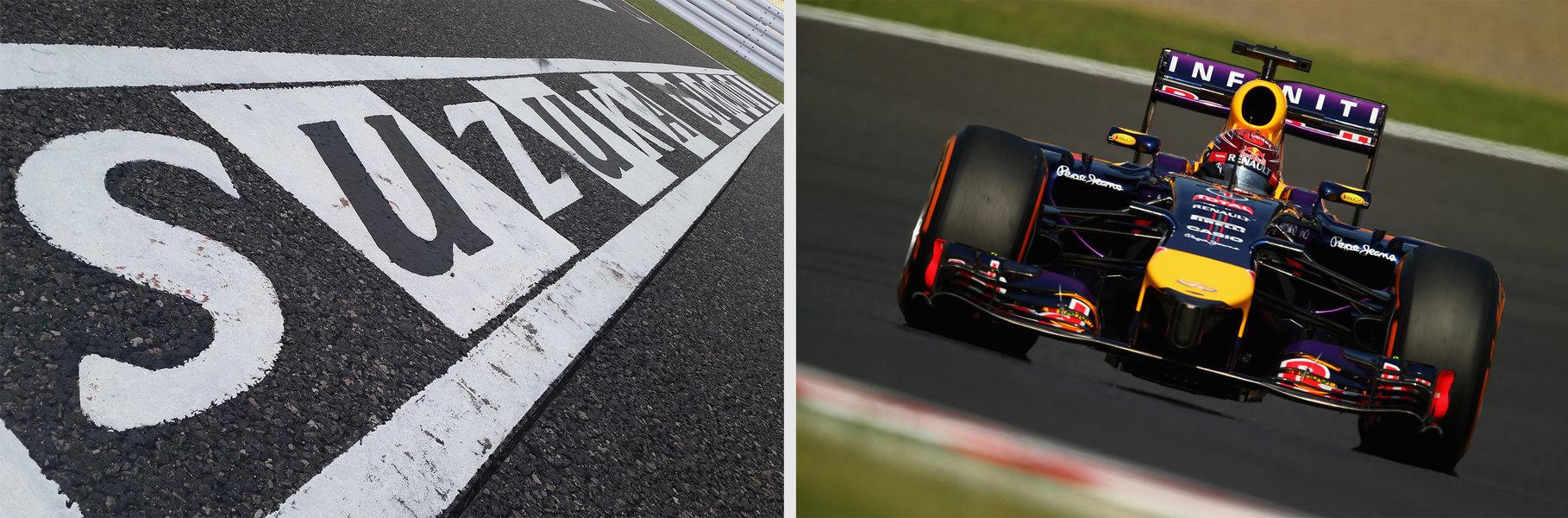 Suzuka pondrá a prueba a los pilotos de Fórmula 1 este fin de semana