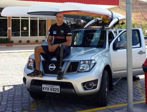 Nissan apoya a atletas paralímpicos brasileños